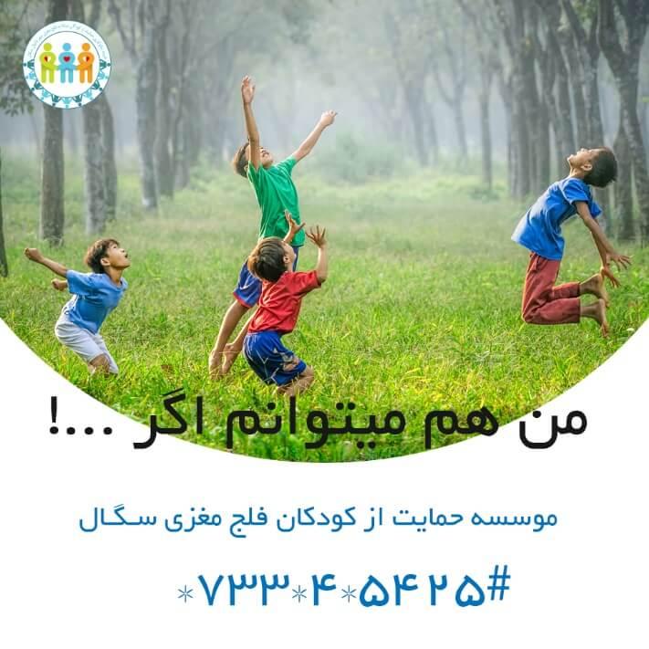 موسسه حمایت از کودکان فلج مغزی سگال