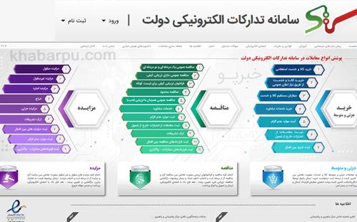 ورود به سایت ستاد ایران setadiran.ir, ثبت نام سامانه ستاد دولت +راهنما