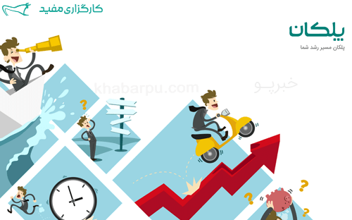 ورود به سایت پلکان کارگزاری مفید pellekan.emofid.com, مسابقات پلکان