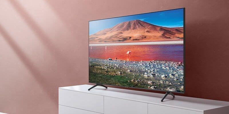 تلویزیون سامسونگ  مدل 55TU7000