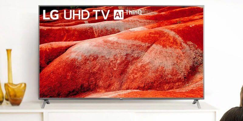 تلویزیون الجی 55UN8060